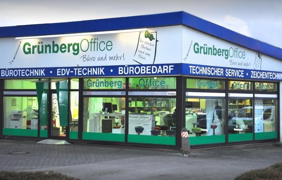 gr nberg office gmbh in oldenburg. Black Bedroom Furniture Sets. Home Design Ideas