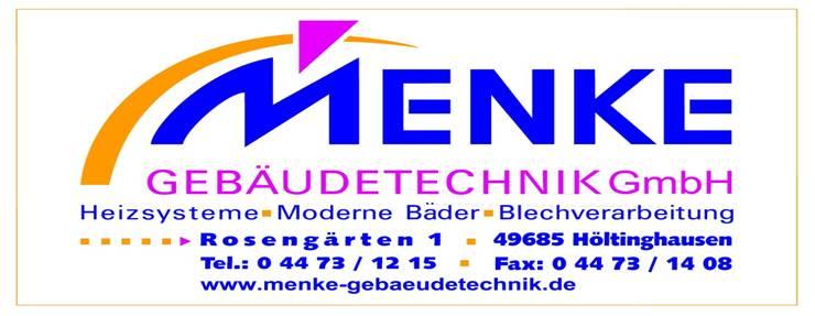 Menke Gebäudetechnik GmbH in Höltinghausen