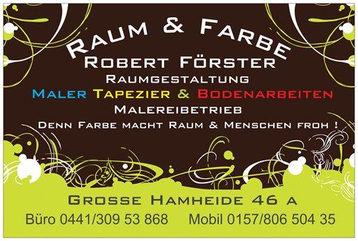 Raum farbe raumgestaltung in oldenburg for Raumgestaltung jobs